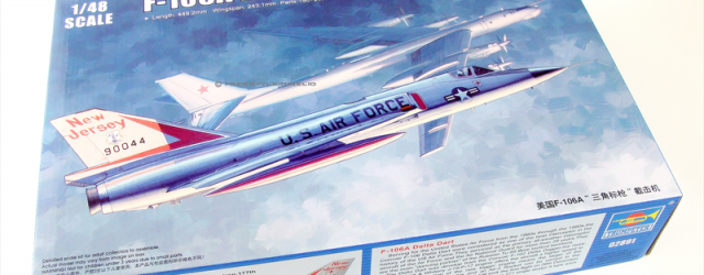 """Nel panorama modellistico delle novità del 2014,la Cinese """"Trumpeter"""" ci ha regalato la possibilità di costruireun altro bel modello a carattere aeronautico. Si tratta della riproduzione in scala 1:48 del […]"""