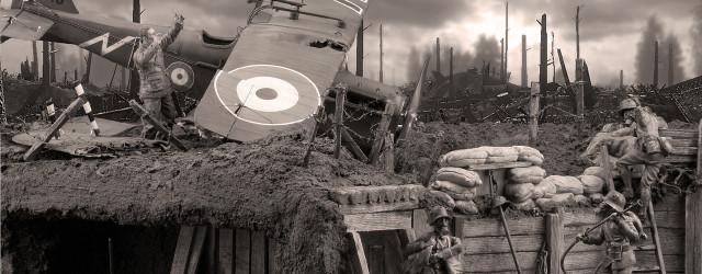My War Horse – SE.5a Hisso dal kit Wingnut Wings in scala 1/32:Avendo già constatato la qualità dei modelli della Wingnut Wings, avevo da tempo deciso di mettere sul banco […]